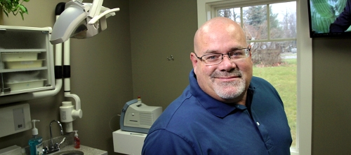 Dr. Robert Scheele DDS - Fort Wayne's leading cosmetic dentistry practice